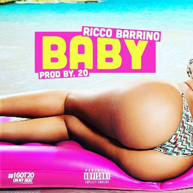 "R&B Artist Ricco Barrino Releases New Single ""BABY"""