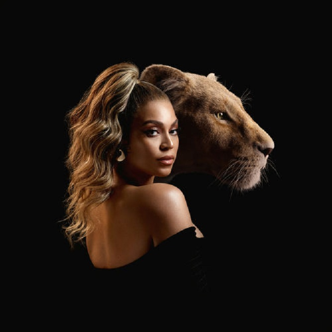 Beyoncé SPIRIT (THE LION KING)