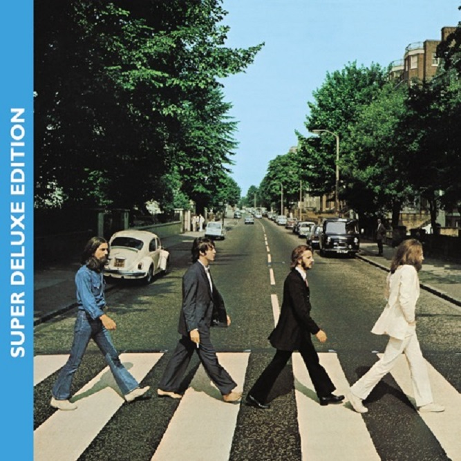 The Beatles Rock 'Abbey Road' Super Deluxe Edition
