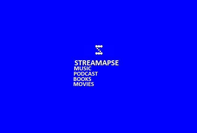 STREAMAPSE: Music Podcast Movies Books And More