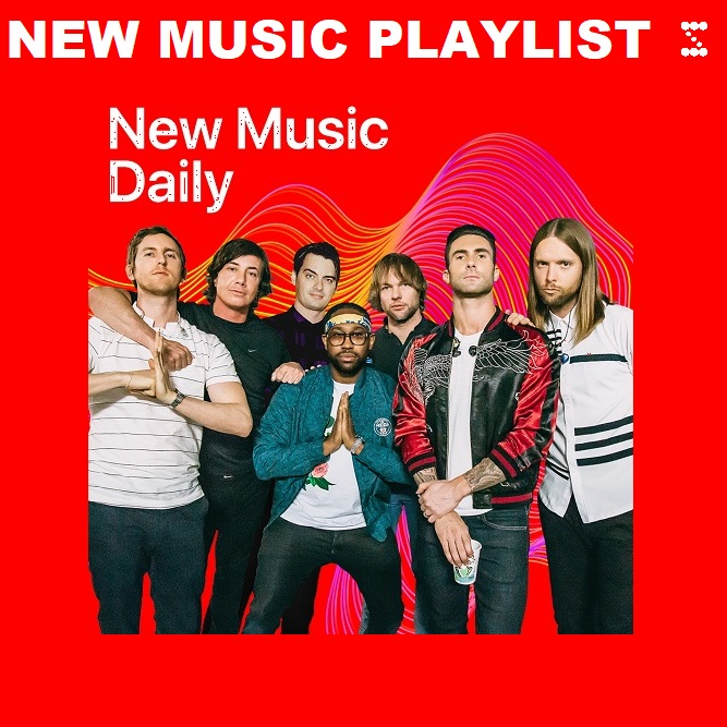 Stream The New Music Daily Playlist