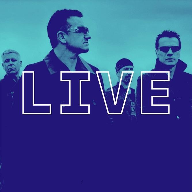Streamapse Live Online Presents 'U2' LIVE