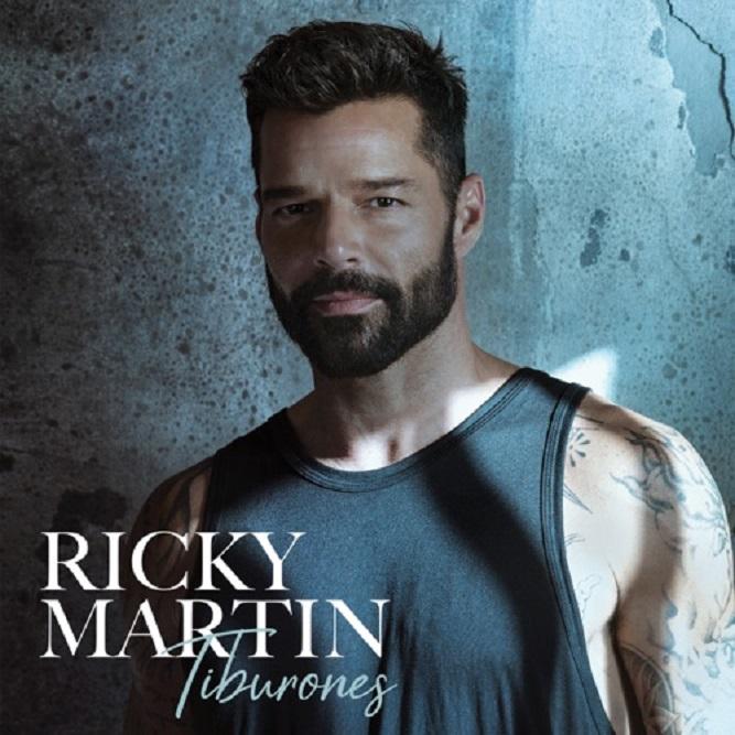 Checkout Ricky Martin's 'Tiburones'