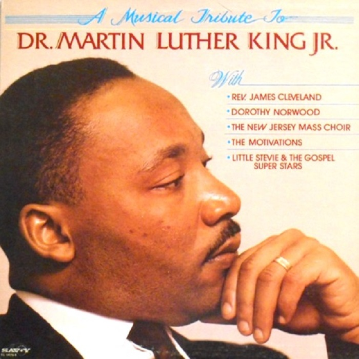 Stream A Musical Tribute To Dr. Martin Luther King Jr.