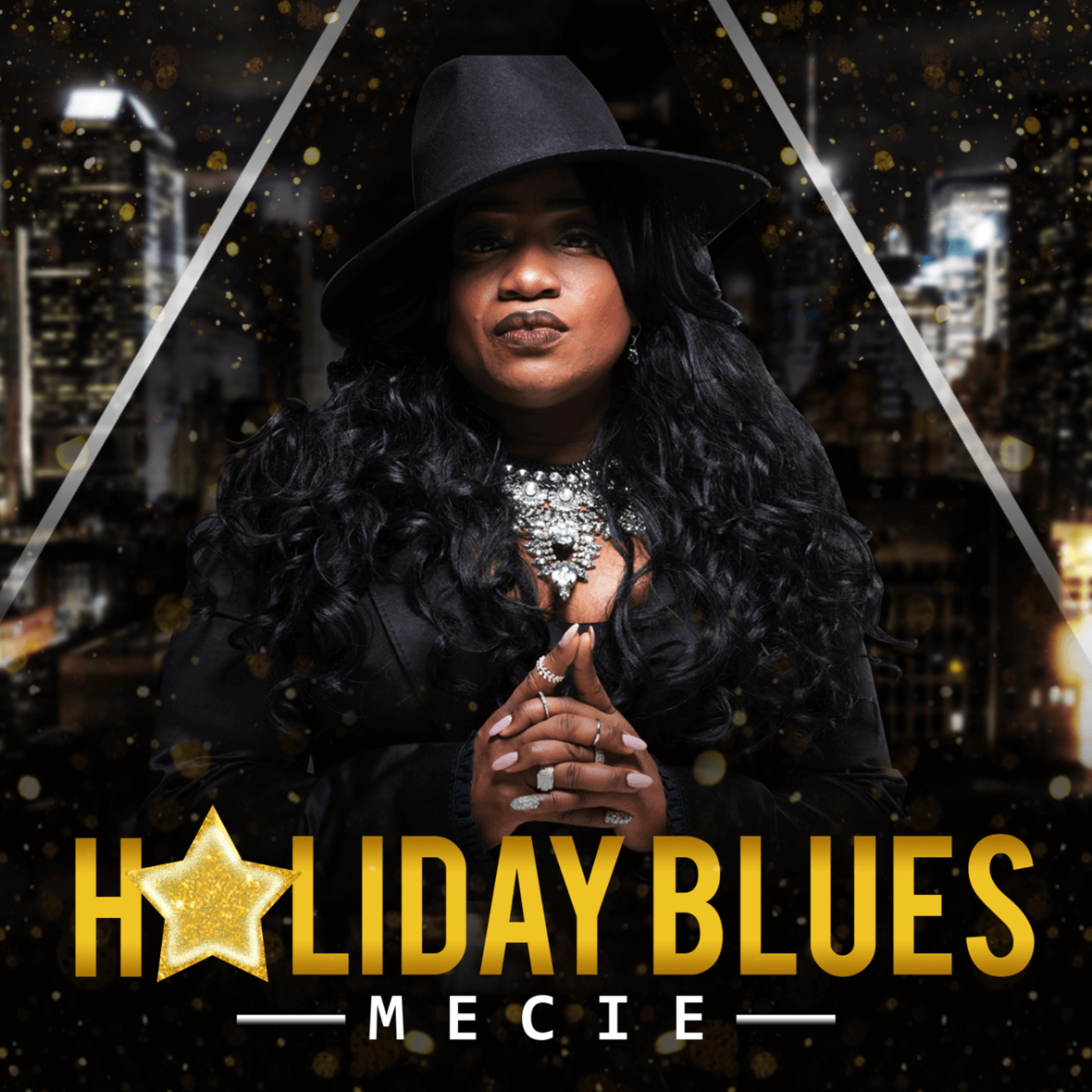 "Feat. Video: Mecie aka Jamecia Bennett ""HOLIDAY BLUES"""
