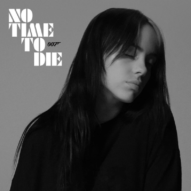 Listen To Billie Eilish 'No Time To Die'