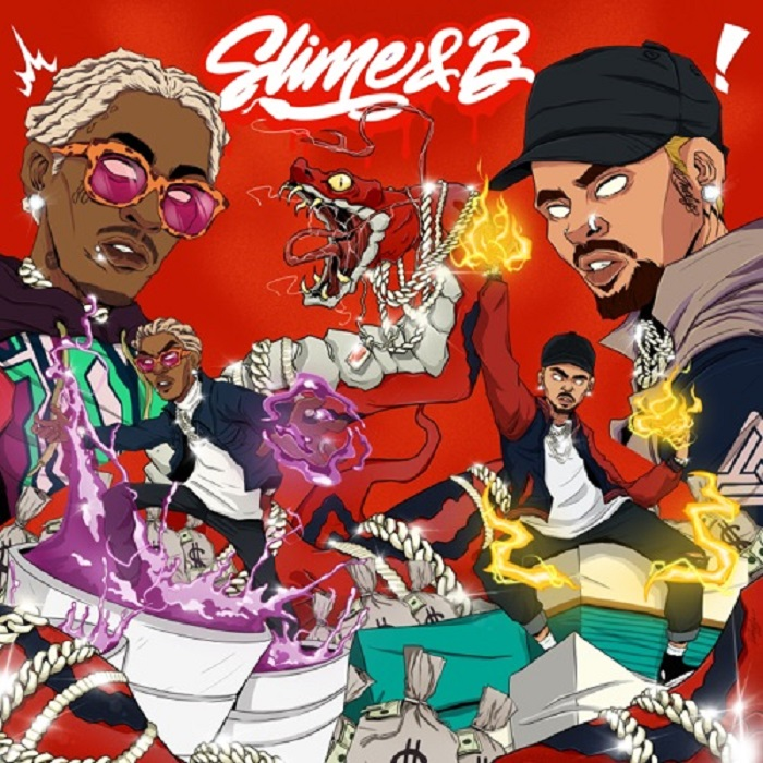 Stream 'Slime & B' Chris Brown & Young Thug