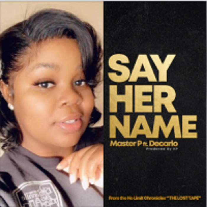 "Official Music Video Exclusive! Master P feat. DeCarlo – ""SAY HER NAME"""