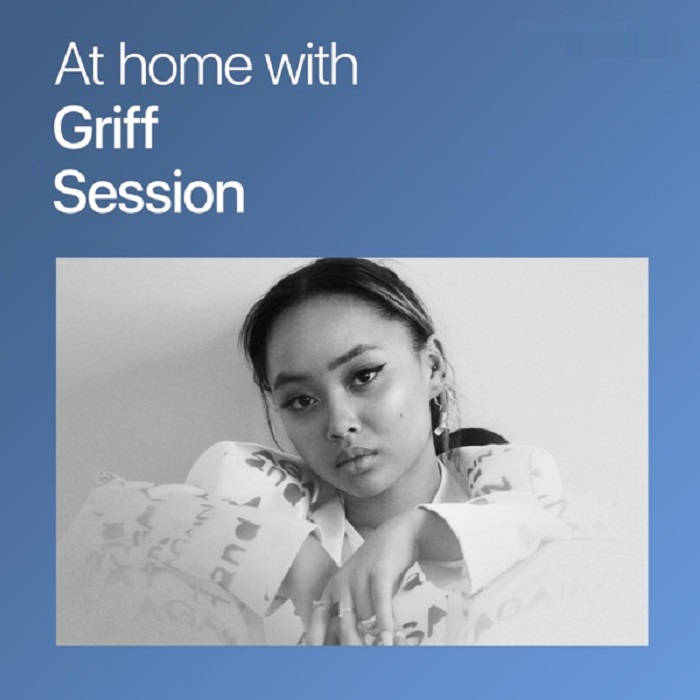 At Home With Griff: The Session – EP
