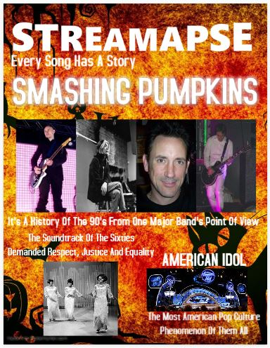 The Smashing Pumpkins Our October Cover Stars