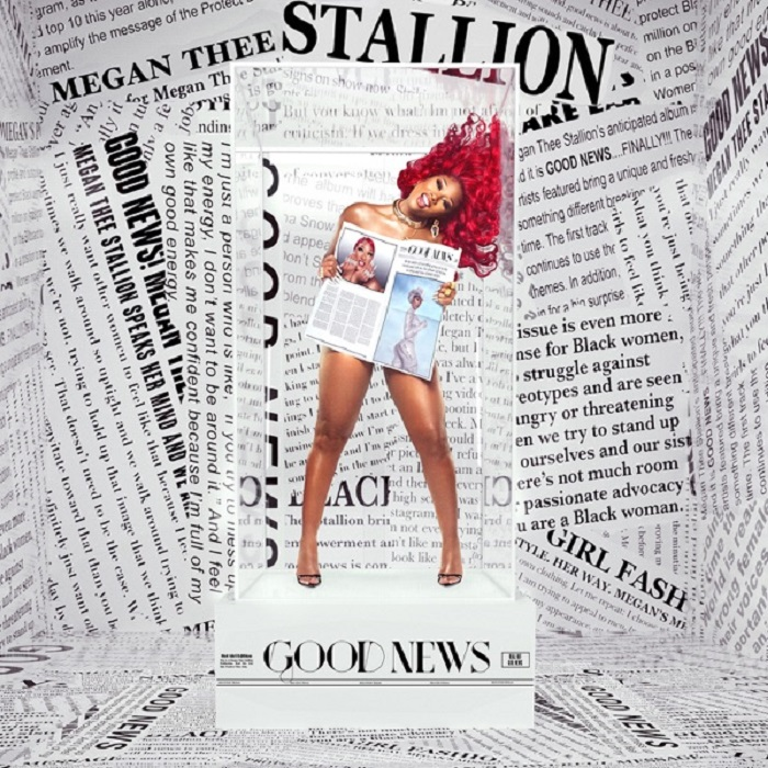 "Megan Thee Stallion ""Good News"""