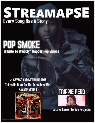 Tribute To Brooklyn Rapper Pop Smoke On Our November Cover