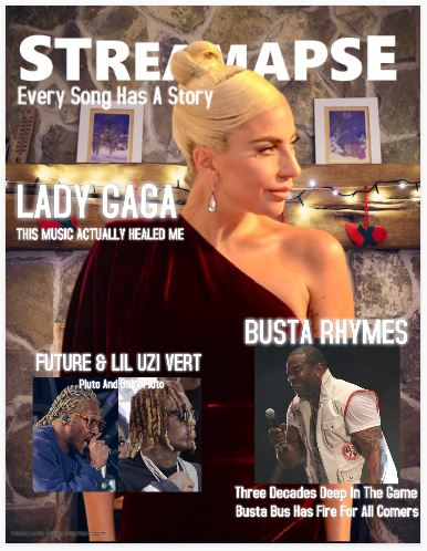 Lady Gaga Our December Cover Star