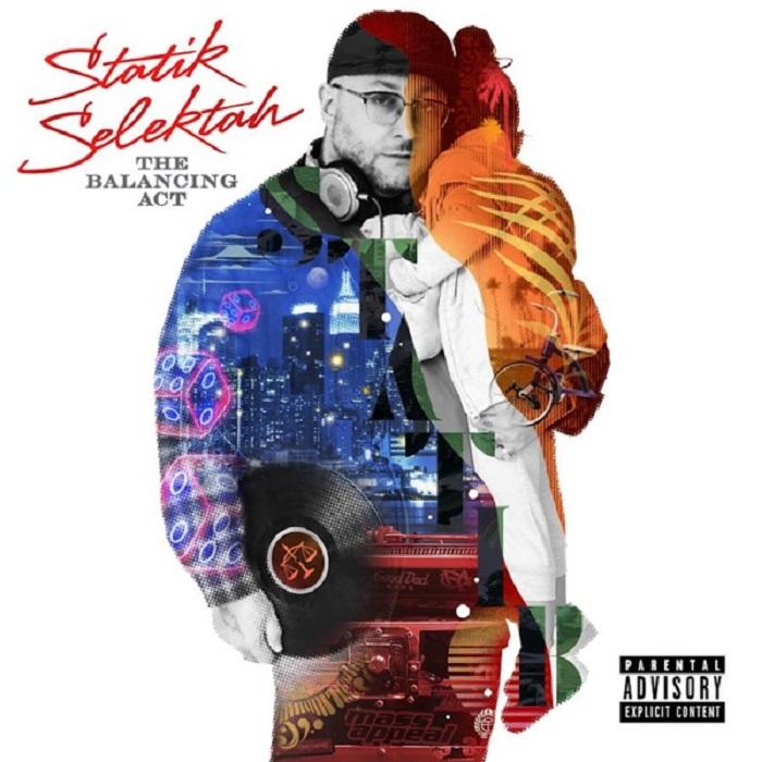Statik Selektah – The Balancing Act