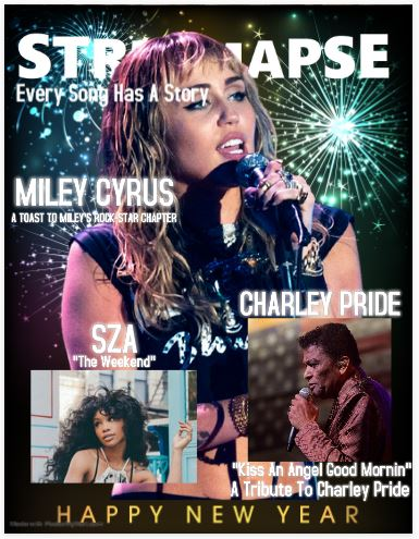 Miley Cyrus Our January Cover Star